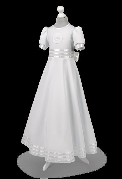 Klasyczna sukienka komunijna Marta BI-022