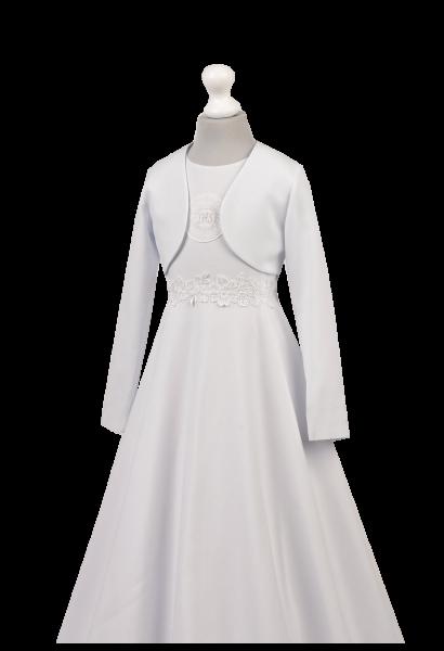 Stretchowe bolerko - idealne dopełnienie każdej sukienki.