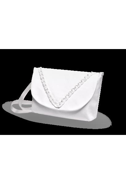Torebka koperta -satyna-BI-090