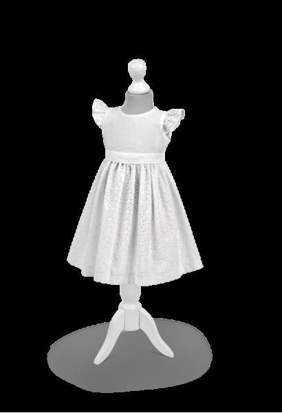 sukienka dziewczęca bawełniana