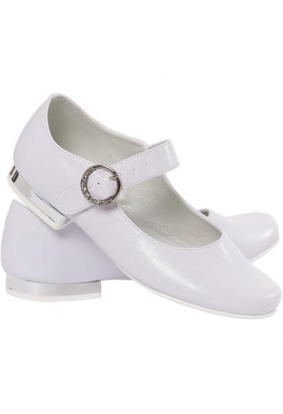 Buty komunijne dziewczęce -...