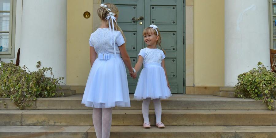 Sukienki pokomunijne, czyli w co ubrać dziecko po powrocie z Kościoła?